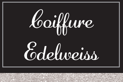 Coiffure Edelweiss • Elvire Holvoets • Lavacherie (Sainte-Ode) • 061 68 88 61